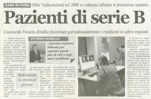 Da Appunti del 24 aprile 2008
